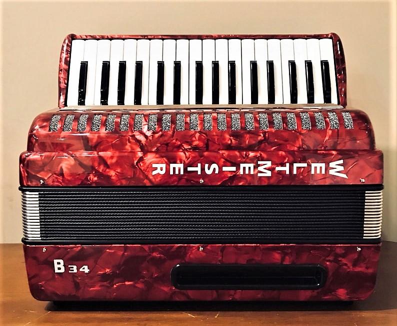 手風琴-A-34T