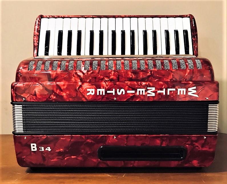 手風琴 -A-34